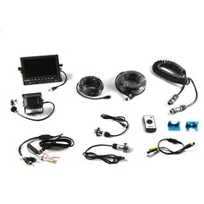 "Brandmotion 9002-7802 Universal Trailer Rear Vision System with 7"" Monitor"