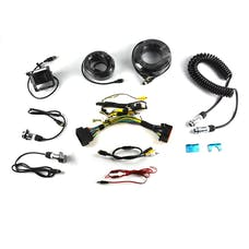 "Brandmotion 9002-7806 Trailer Rear Vision Kit for FCA 8.4"" or 5"" Display"