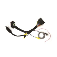Brandmotion FLTW-7627 Third Brake Light Cargo Camera Plug and Play T-Harness
