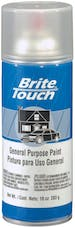 Brite Touch BT54 Auto And General Purpose Paint; Clear; 10 oz. Aerosol