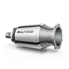 Bully Dog 70020 Diesel Particulate Filter. High-quality stainless steel DPF