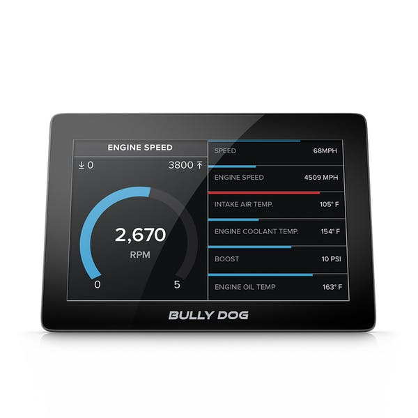 Bully Dog 40465B GTX Watchdog