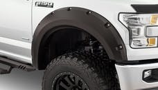 Bushwacker 20939-02 Max Coverage Pocket Style Fender Flares, 4pc