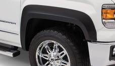 Bushwacker 40157-02 Extend-A-Fender Style Fender Flares, 2pc