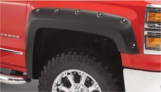 Bushwacker 40909-02 Pocket Style Fender Flares, 4pc