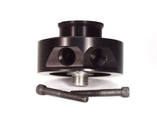 Canton 22-540 Oil Cooler Adapter, Sandwich Style For SBC