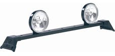 Carr 210501 Low Profile Light Bar Black Powder Coat