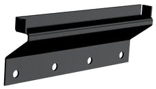 Carr 220541 Gutter-less Mount Kit Black Powder Coat