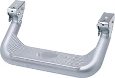 Carr 120254-1 Super Hoop XP4 Titanium Silver Powder Coat Single Step