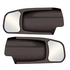 Cipa 11400 Custom Towing Mirror Sleeve fitted to your vehicles exact specifications