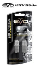 Cipa 93146 EVO Formance T-10 LED Bulbs