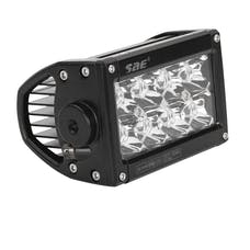 CSI Accessories W4829 4in. Low Profile Double Row Light Bar Spot