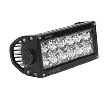 CSI Accessories W4830 6in. Low Profile Double Row Light Bar Flood