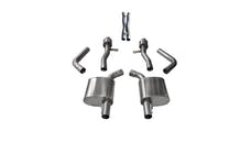 Corsa Performance 21017 Sport Cat-Back Exhaust System