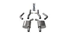 Corsa Performance 21018 Xtreme Cat-Back Exhaust System