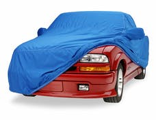 Covercraft C10038D1 Custom Sunbrella Car Cover - Pacific Blue