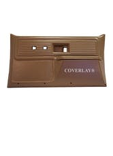 Coverlay 18-34W-MGR Door Panel-Medium Gray