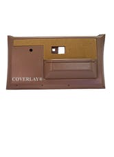 Coverlay 18-35S-LBR Door Panel-Light Brown