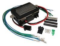 Crown Automotive 5012699K Jeep Grand Cherokee Blower Motor Resistor Kit