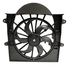 Crown Automotive 5143208AA Cooling Fan And Motor Assembly