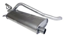 Crown Automotive 52022039 Jeep Cherokee Muffler And Tailpipe