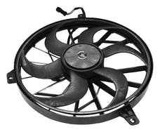 Crown Automotive 52079528AB Electric Cooling Fan