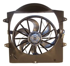 Crown Automotive 52079528AD Electric Cooling Fan