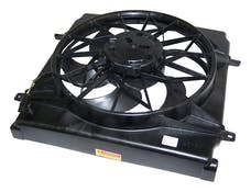 Crown Automotive 55037659AA Electric Cooling Fan