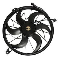 Crown Automotive 55037691AB Electric Cooling Fan