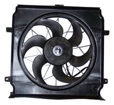 Crown Automotive 55037692AB Electric Cooling Fan