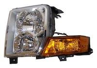 Crown Automotive 55396537AI Head Light