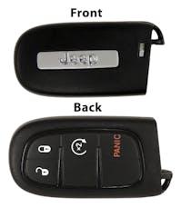 Crown Automotive 68105078AF Key Fob