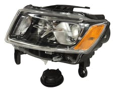 Crown Automotive 68110997AD Head Light