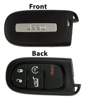 Crown Automotive 68141580AF Key Fob
