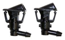 Crown Automotive 68164356K Windshield Washer Nozzle Set
