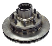 Crown Automotive J5359275 Hub And Rotor Assembly