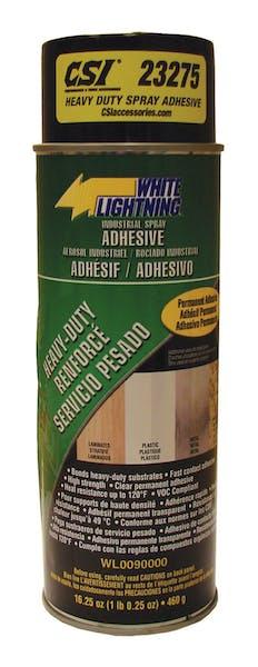 CSI Accessories 23275 Heavy Duty Spray Adhesive