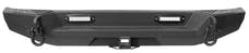 CSI Accessories 675002 Rear Bumper