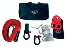 CSI Accessories W302 Winch Recovery Tool Kit