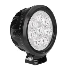 CSI Accessories W4872 6.1in. Round High Power LED Light Flood
