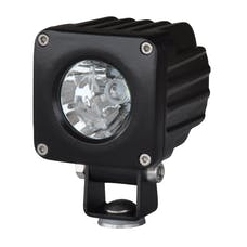 CSI Accessories W4884 2.5in. X 2.5in. Square High Power LED Light Flood