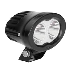 CSI Accessories W4886 2.9in. X 4.80in. Oval High Power LED Light Spot