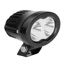 CSI Accessories W4887 2.9in. X 4.80in. Oval High Power LED Light Spot
