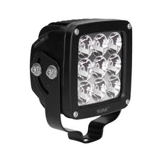 CSI Accessories W4896 4.5in. X 4.5in. Square High Performance LED Light Flood