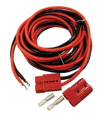 CSI Accessories W8124 Quick Disconnect Wiring Kit
