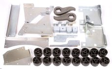 Daystar 4002309 HD Diesel 4 inch Lift Kit