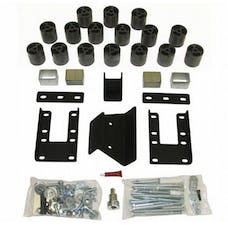 Daystar PA60203 Body Lift Kit 3""