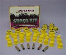 Daystar KJ09003BK Super Kit Master Polyurethane Set