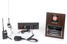 Daystar KJ71061BK Complete GMRS Radio Kit