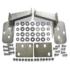 """Daystar PABKIT2 Front Bumber Brackets for 2"""" Lift"""
